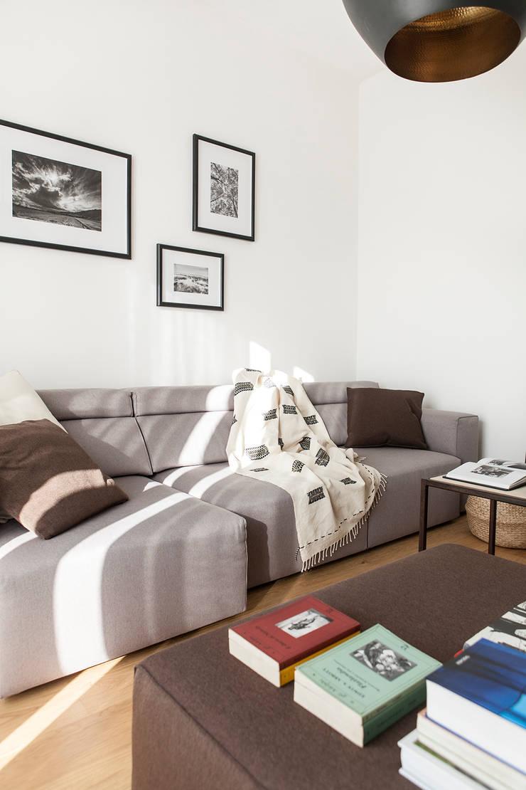 Closets de estilo minimalista de Didonè Comacchio Architects Minimalista