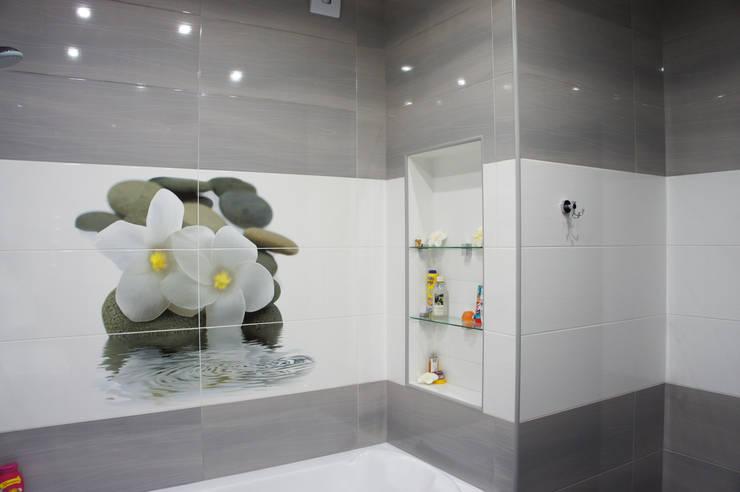 Interior design 3: Ванные комнаты в . Автор – Aleksandra Smagina Design