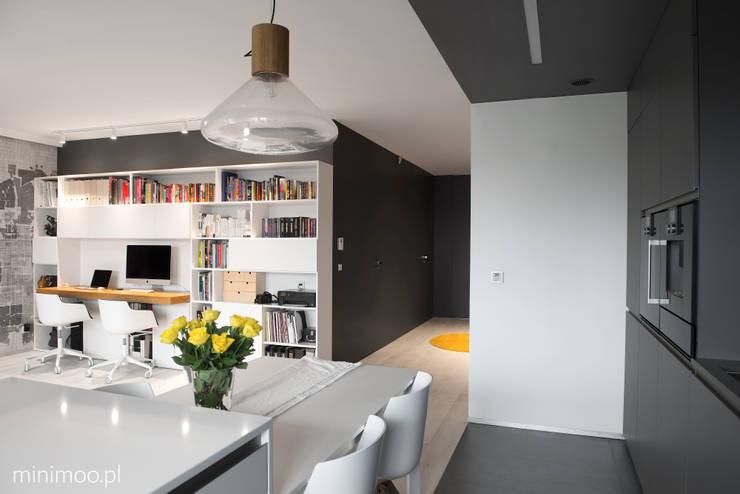 廚房 by MINIMOO Architektura Wnętrz
