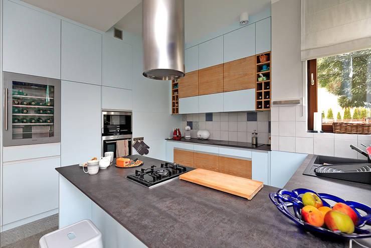 zaprojektuj swoj� kuchnię zalety kuchni z uk�adem u