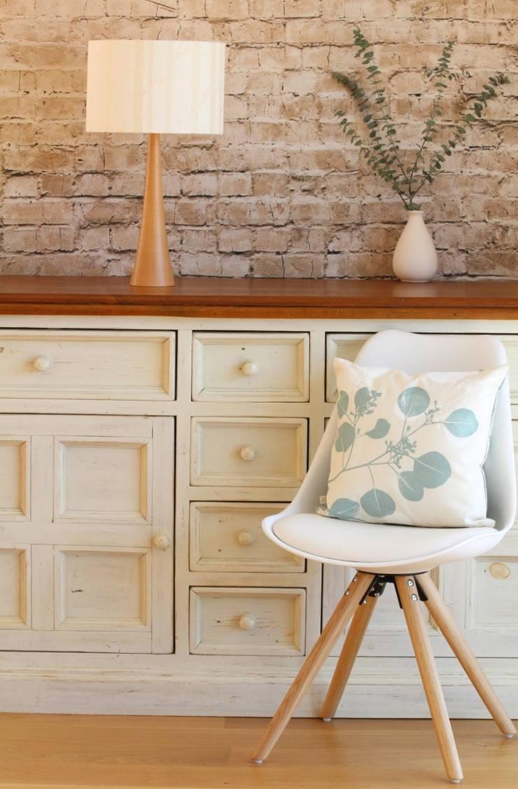 2016 Kollektion - Aqua Tones:  Wohnzimmer von Koala Designs