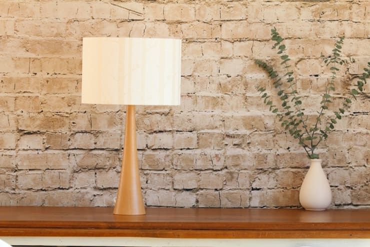 Matilda Birch in white D30:  Wohnzimmer von Koala Designs