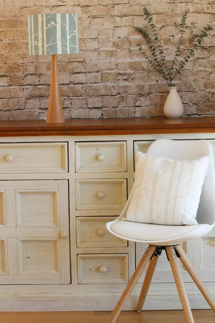 2016 Kollektion – Aqua Tones:  Wohnzimmer von Koala Designs