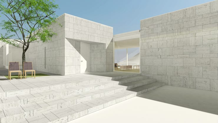 Houses by Architects H2L