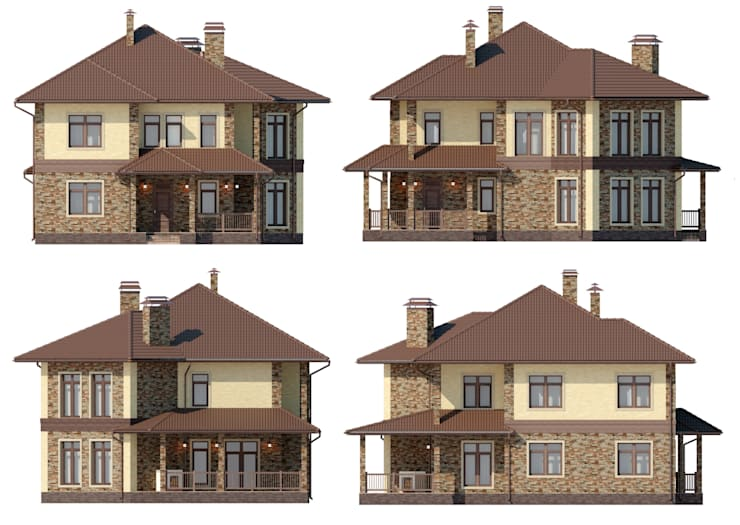 Гарант_227 кв.м.:  в . Автор – Vesco Construction