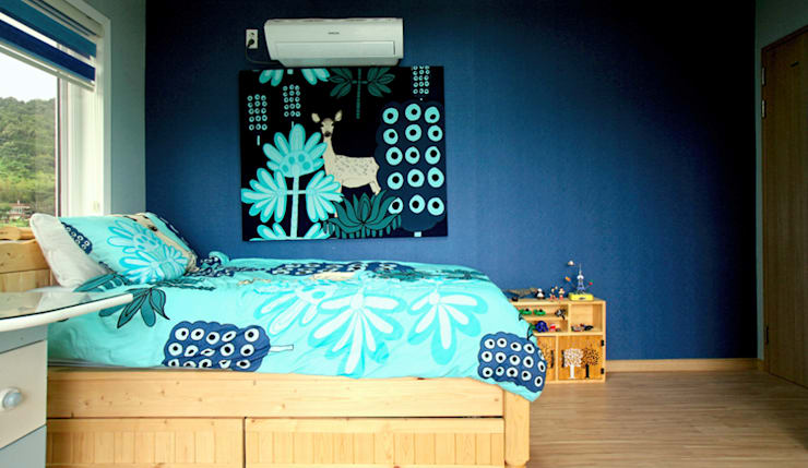Bedroom by 엔디하임 - ndhaim