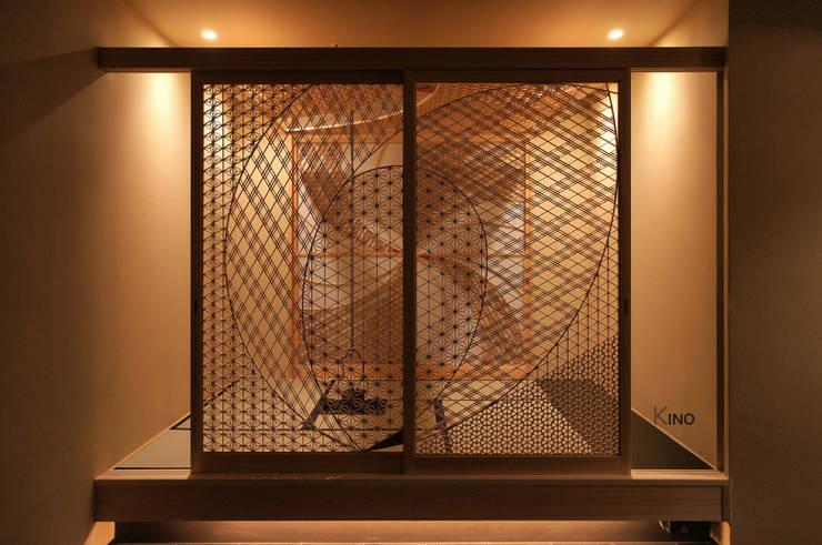 作品: 猪俣美術建具店が手掛けた窓&ドアです。