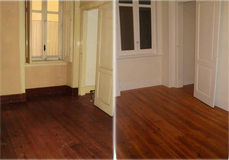 Remodelação total de Apartamento:   por ObraZen