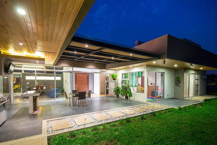 Terraços  por J-M arquitectura