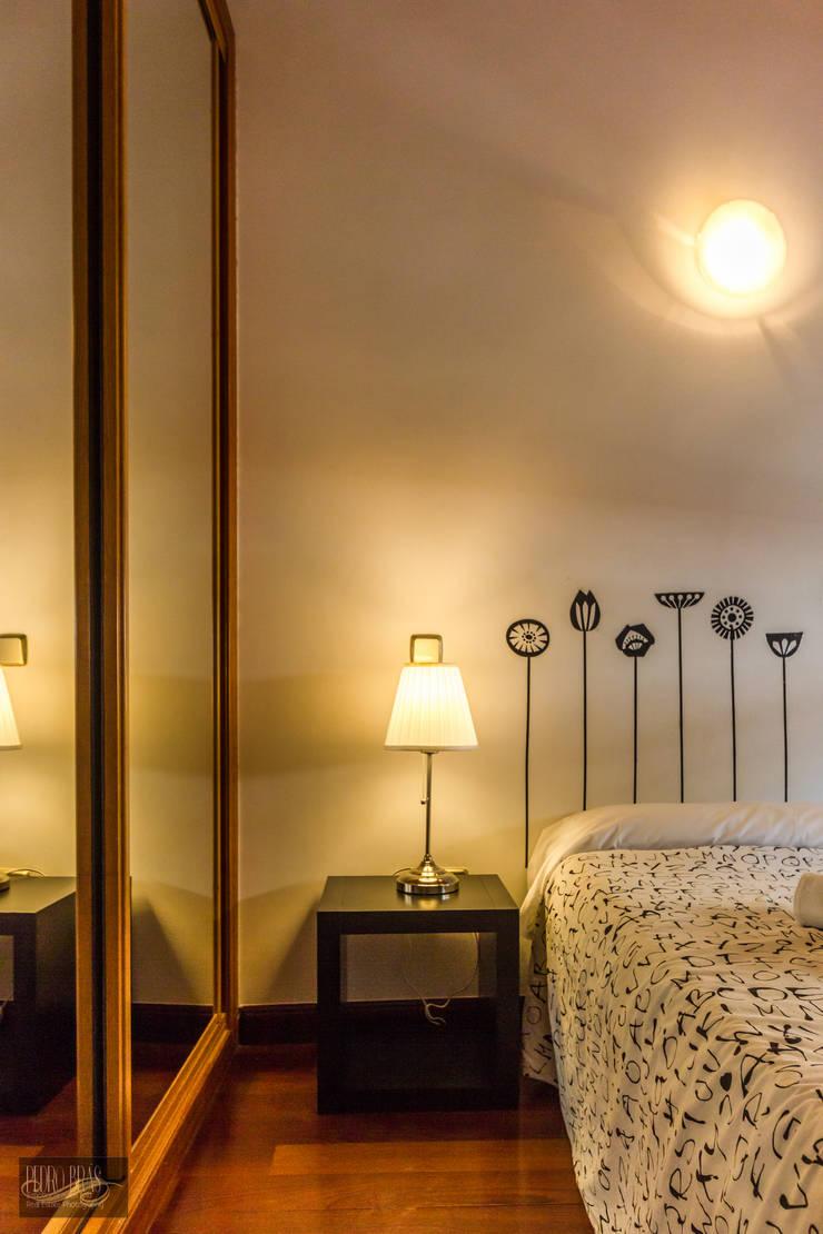 Pormenor Quarto: Hotéis  por Pedro Brás - Fotógrafo de Interiores e Arquitectura | Hotelaria | Alojamento Local | Imobiliárias