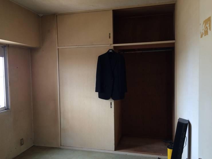 4.5帖洋室 | 工事前: FRCHIS,WORKSが手掛けた子供部屋です。
