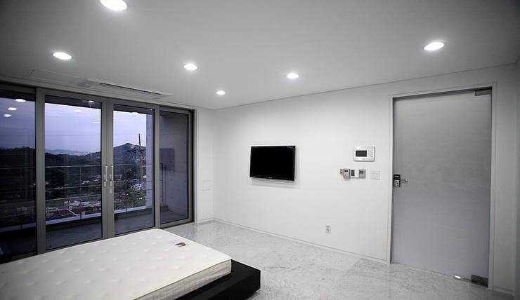 Modern Yatak Odası 엔디하임 - ndhaim Modern