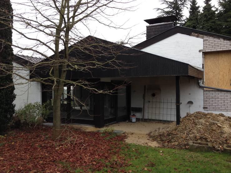Ansicht Terrasse vorher:   von ZHAC / Zweering Helmus Architektur+Consulting