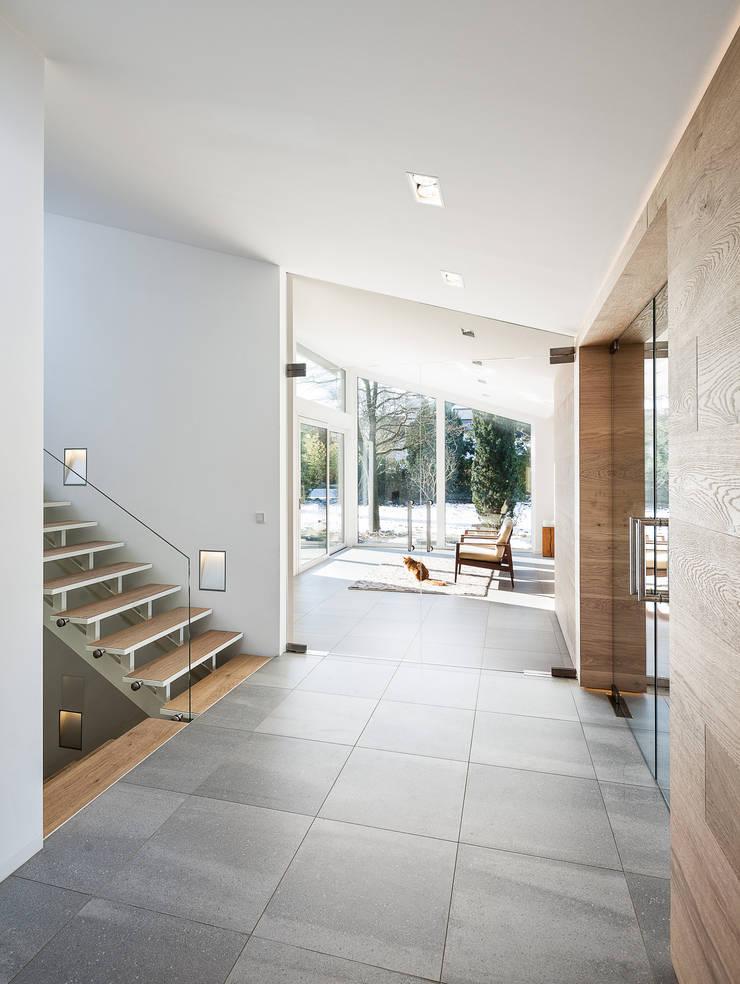 Eingang:  Flur & Diele von ZHAC / Zweering Helmus Architektur+Consulting