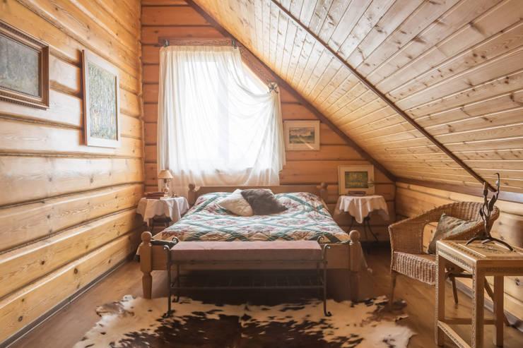 Русское кантри: Спальни в . Автор – Анастасия Муравьева,