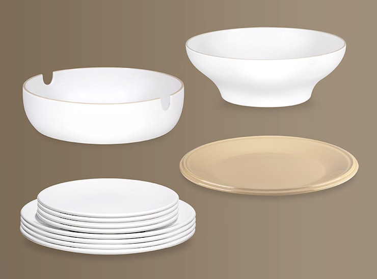 DONDO COOK AND TABLEWARE SET: Casa  por carla.trinity