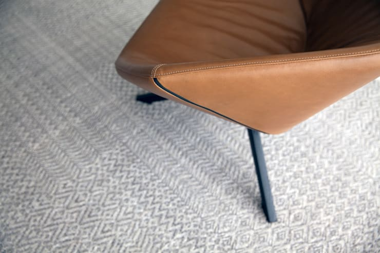 Verbouwing en restyling van een woning:  Woonkamer door Interieur Design by Nicole & Fleur, Modern