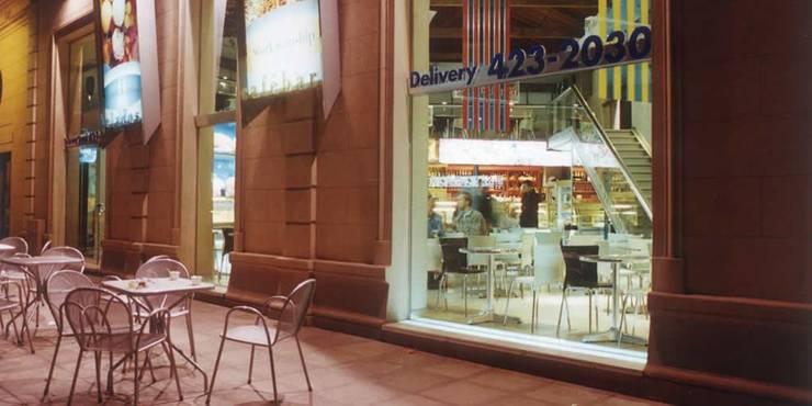 Thionis Café Gastronomía de estilo moderno de BRAICOVICH Moderno