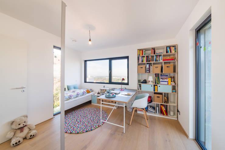 Детские комнаты в . Автор – Helwig Haus und Raum Planungs GmbH