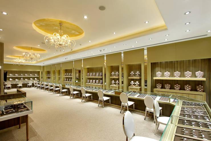 Mukt:  Shopping Centres by Dipen Gada & Associates