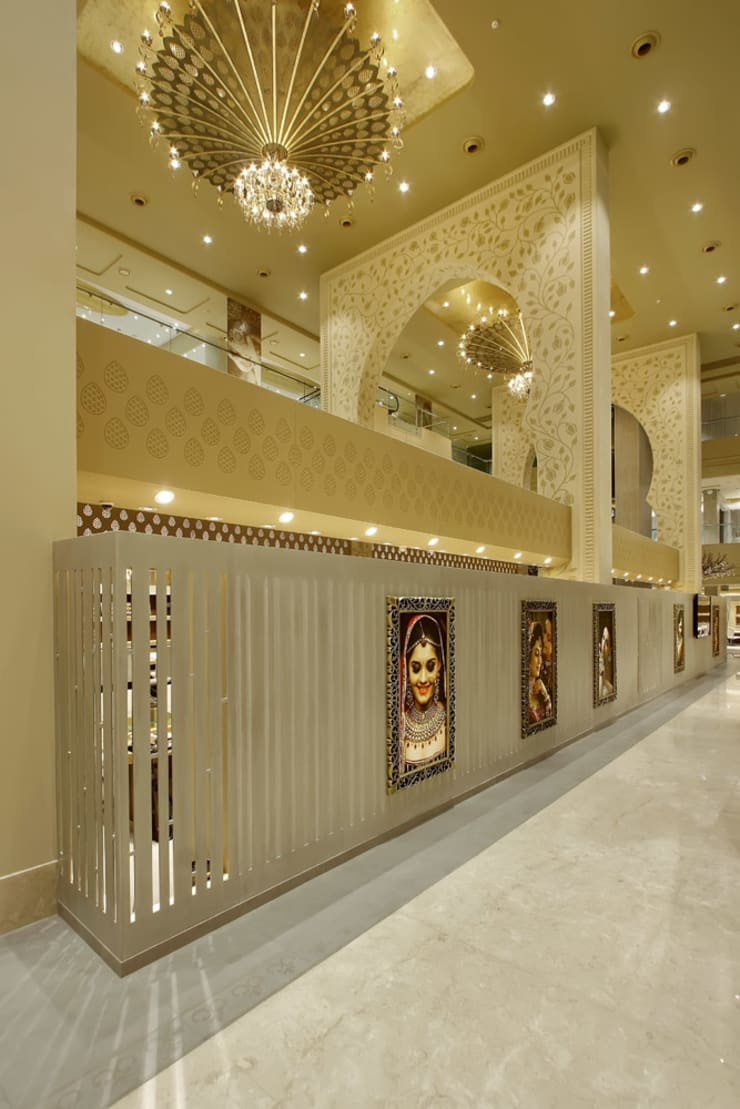 Mukt:  Shopping Centres by Dipen Gada & Associates,Modern