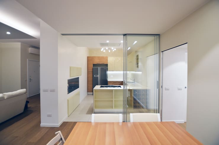 Cozinhas modernas por SLP arch