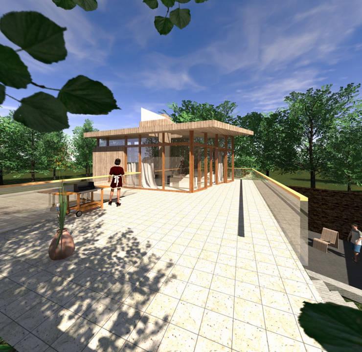 Villa Levensloop:   door Ooms architecten