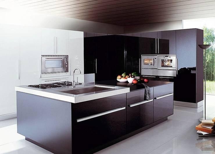 Cocinas de estilo moderno de FEDGO
