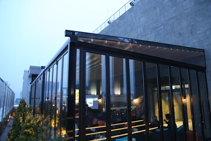 실링하우스 자동천장개폐형 스카이어닝시스템: 실링하우스 ( ceilinghouse)의