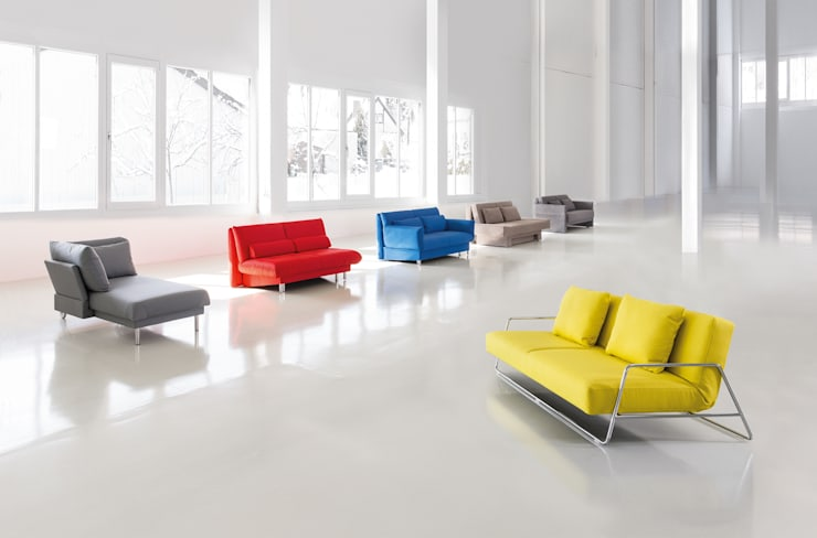Living room by Sofa Couture