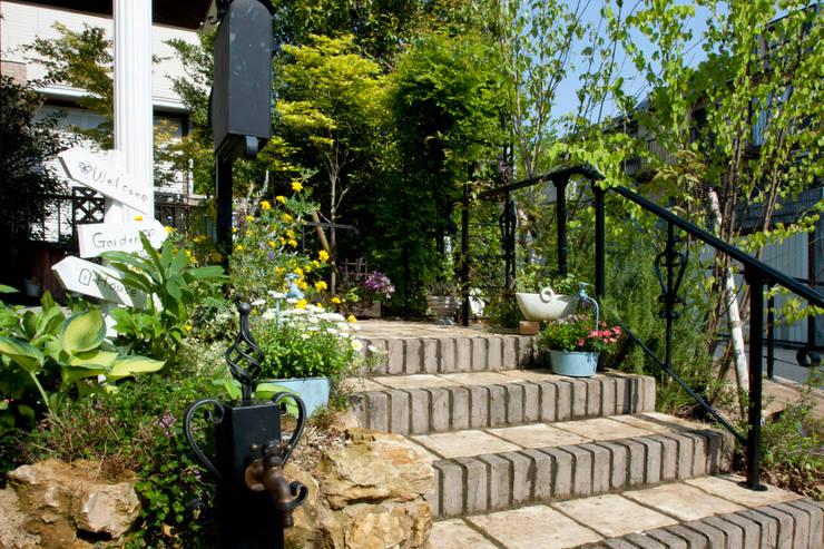 Jardim  por 庭工房ギャラリー季気