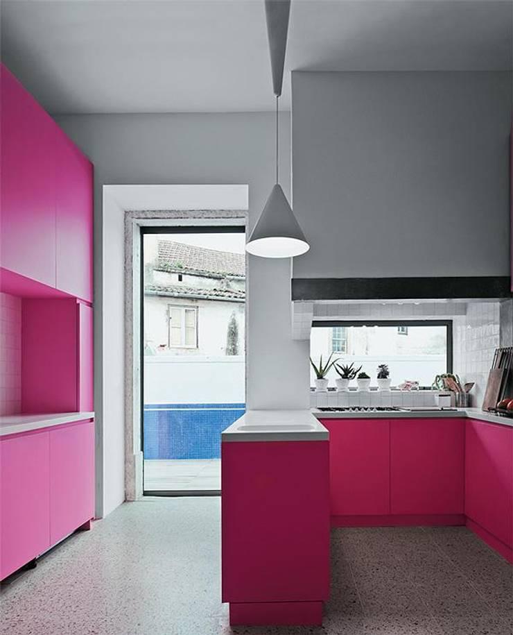 Casa Viva Obras: Cozinhas  por Casa Viva Obras