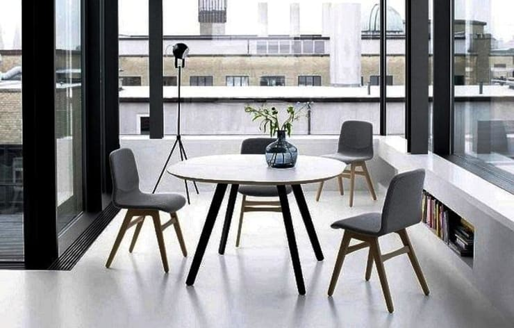 Casa Viva Obras: Salas de jantar  por Casa Viva Obras