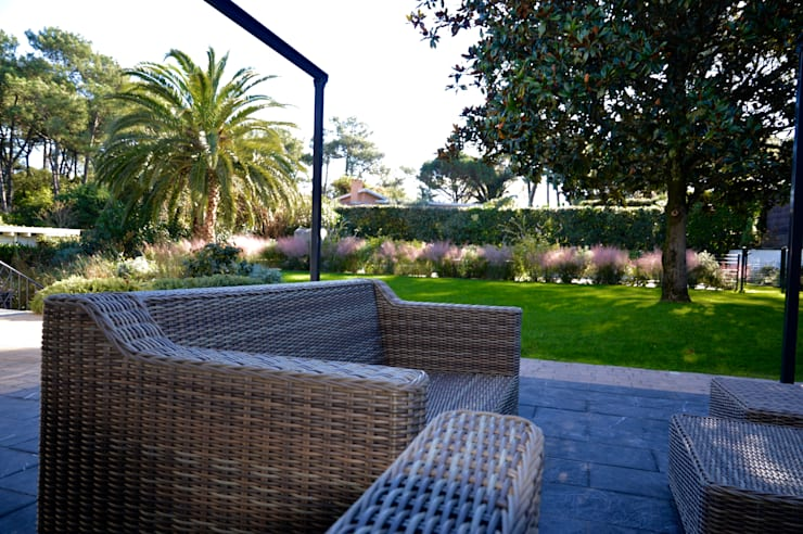 Garden by PATXI CASTRO, Mediterranean