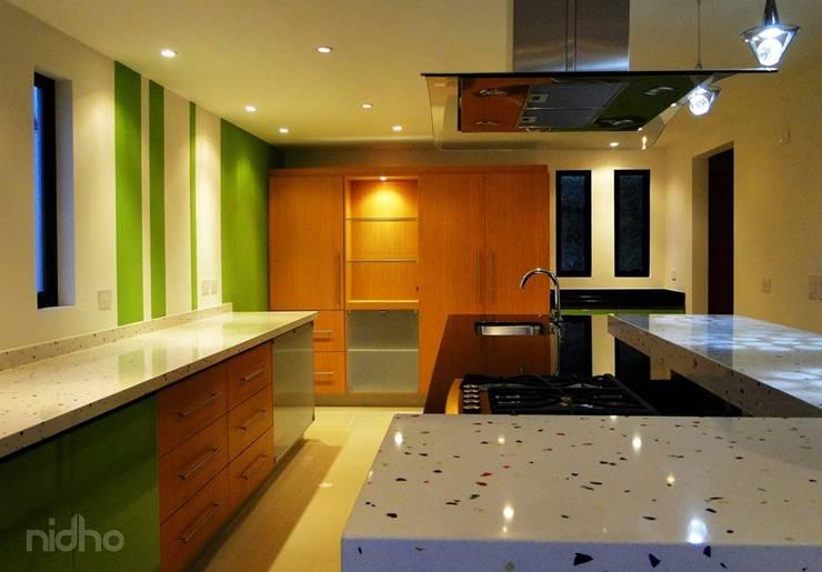 Cocina: Cocinas de estilo  por NIDHO - Arquitectura & Obra