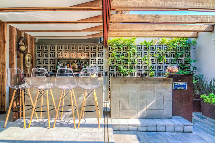15 Ideas Fantasticas Para Decorar Las Paredes De Tu Patio