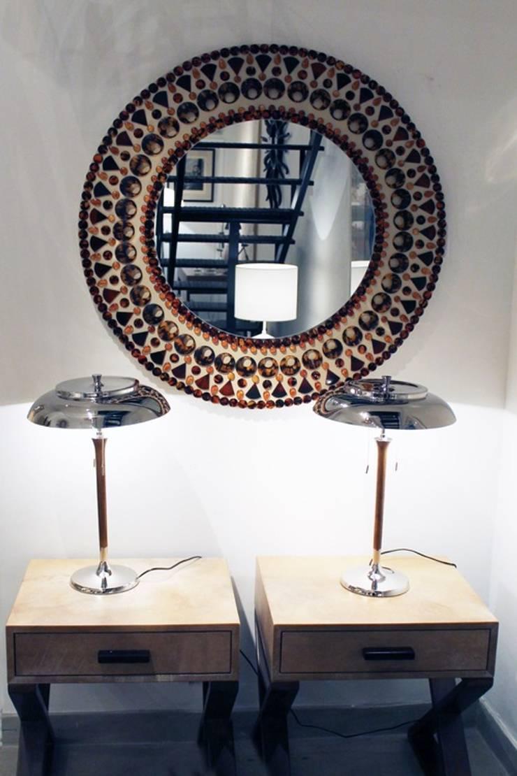 Looks del mes – Parte II: Livings de estilo  por Harturo Deco