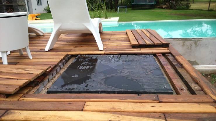 Pool by de la Roza Maderas,