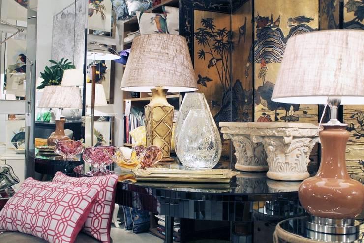 Looks del mes - Parte V: Livings de estilo  por Harturo Deco,