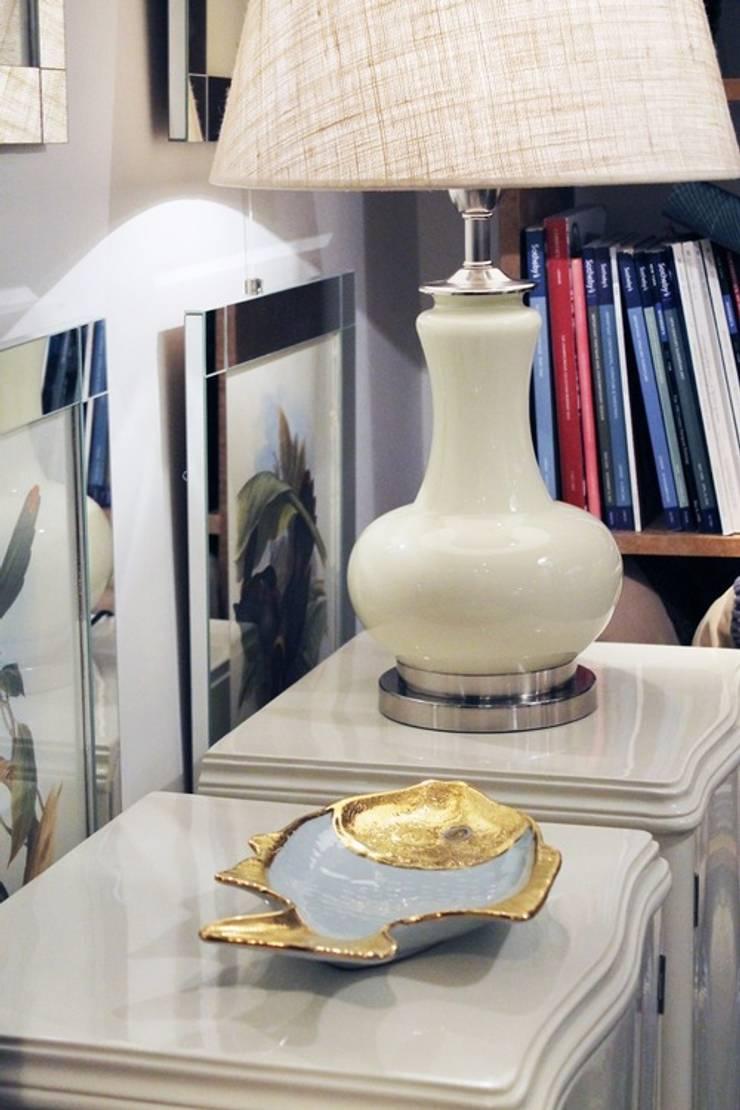 Looks del mes – Parte V: Livings de estilo  por Harturo Deco,