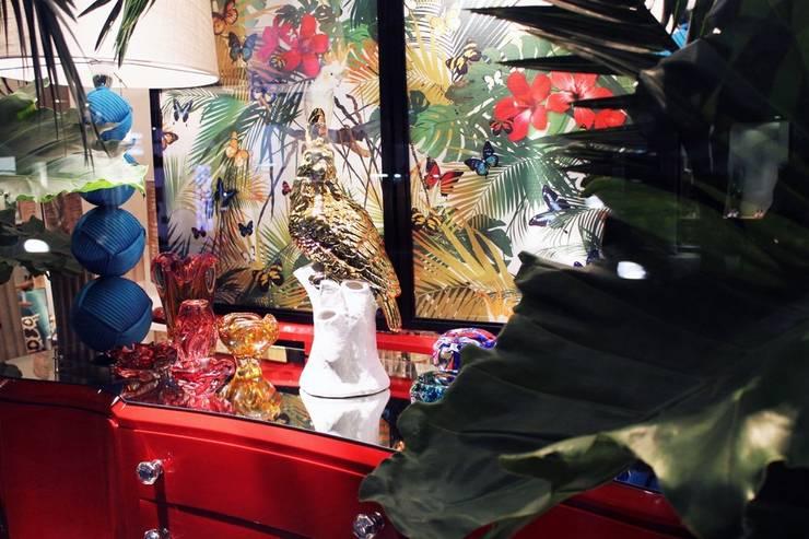Looks del mes – Parte VI: Livings de estilo  por Harturo Deco
