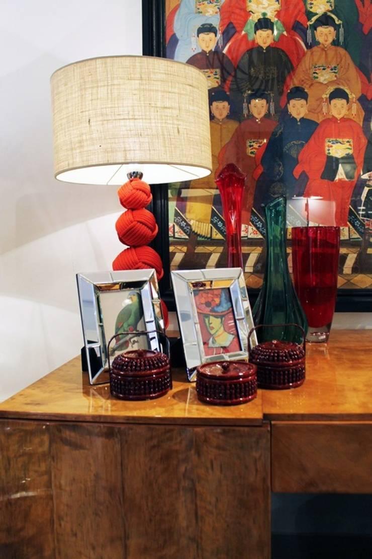 Looks del mes – Parte VII: Livings de estilo  por Harturo Deco