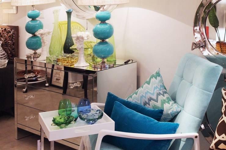 Looks del mes – Parte IX: Livings de estilo  por Harturo Deco
