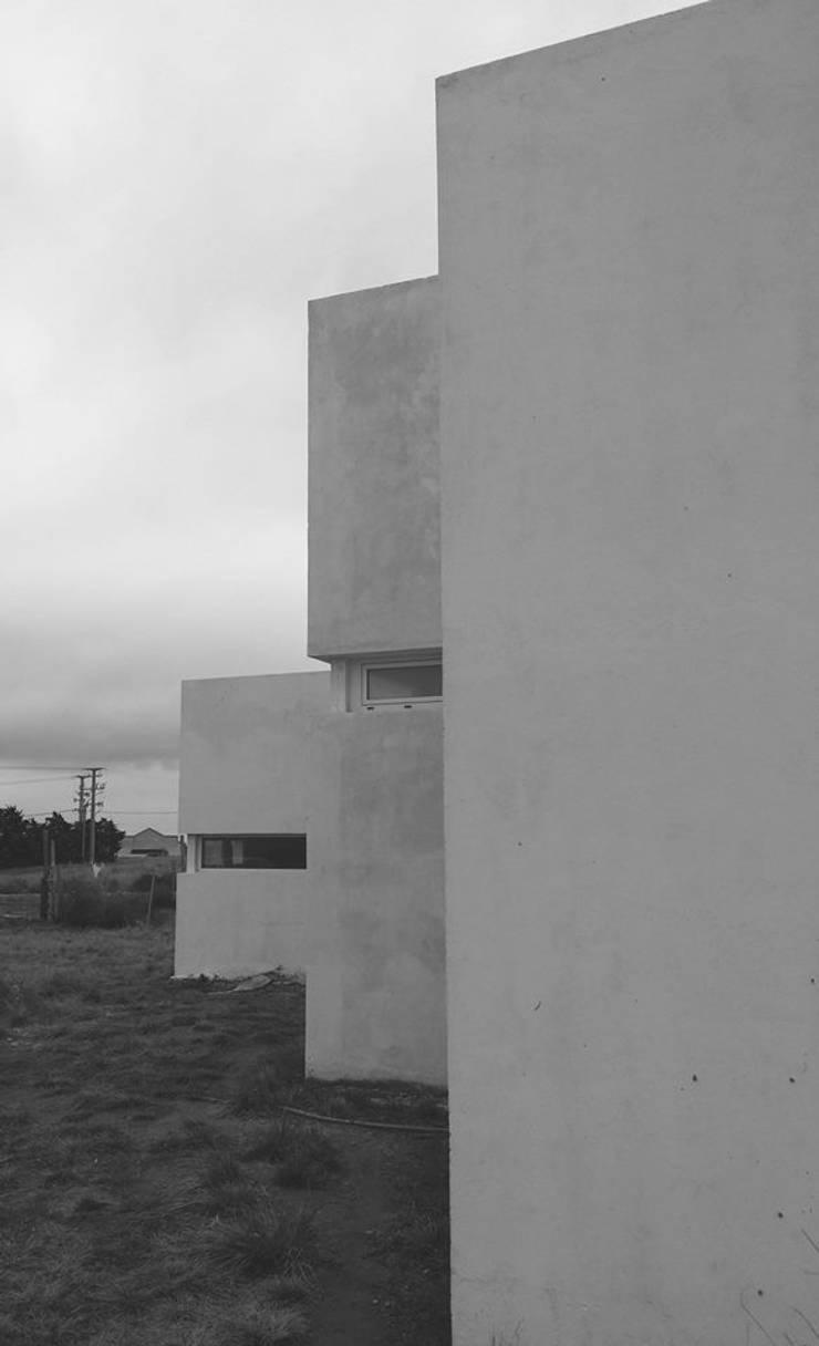 Proyectos en curso: Casas de estilo  por Federico Zuntini