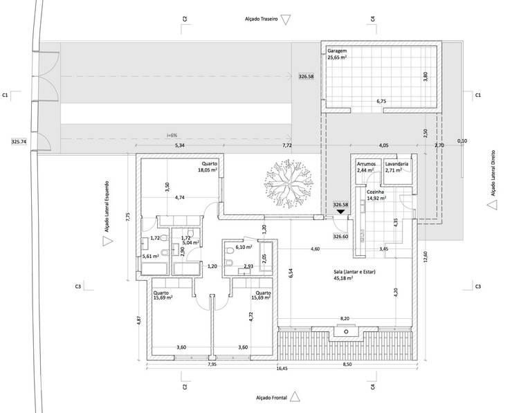 Casa Lameirinha – Santo Tirso:   por M+ARQ | Arquitectura
