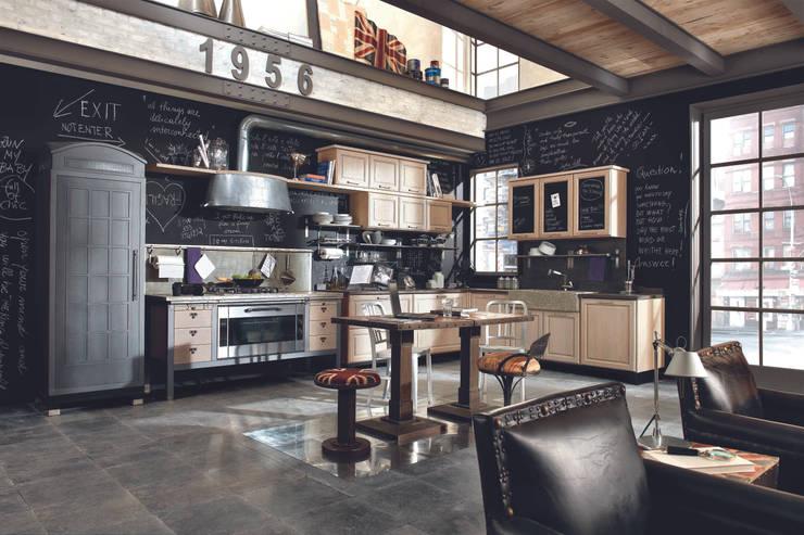 MARCHI CUCINE: Cucina in stile in stile Moderno di MARCHI CUCINE