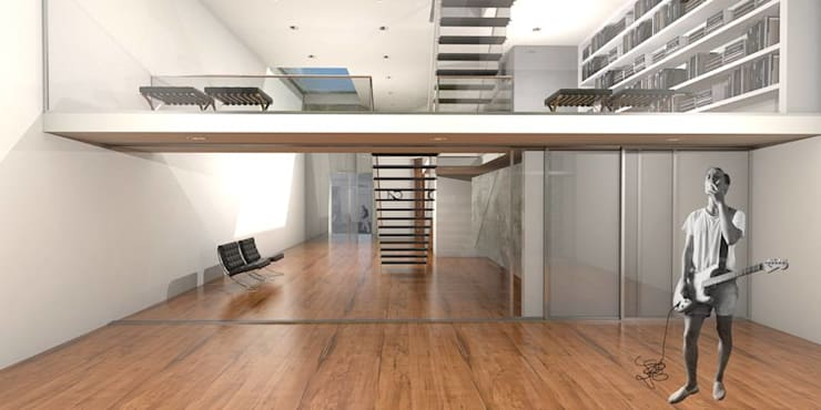 SEDE REGIONAL 4 SUR:  de estilo  por Da_Forma arquitectura