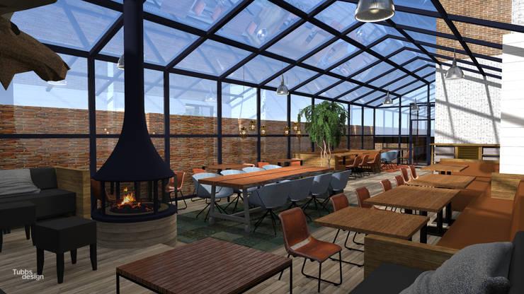 PK | Bar & Kitchen – Bilthoven:   door Tubbs design