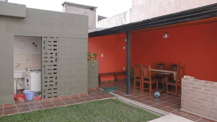 Tuin door ggap.arquitectura