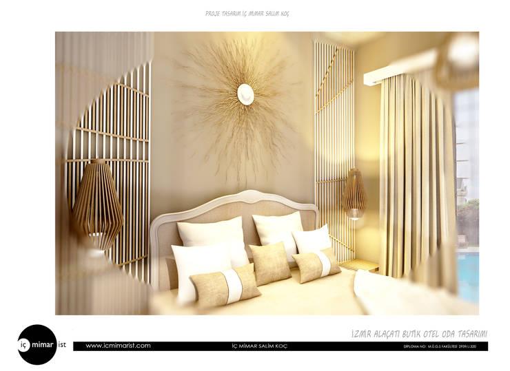 İç Mimarist – Bedroom:  tarz